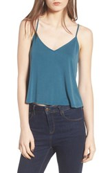 Lush Swing Camisole Teal