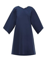 Connolly Oversized Cotton Tunic Navy