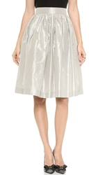 Partyskirts By Skot Alison's Party Skirt Light Graphite