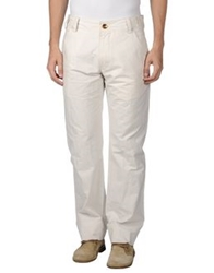 Historic Research Casual Pants Ivory