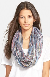 Collection Xiix Knit Infinity Scarf Copper Canyon