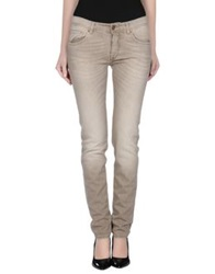 Reign Denim Pants Sand