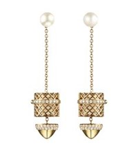 Paige Novick For Kilian Earrings Yellow Gold