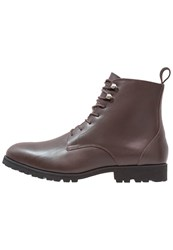 Peralston Winter Boots Brown
