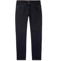 Paul Smith Slim Fit Stretch Denim Jeans Navy