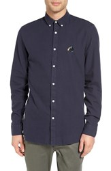Barney Cools Men's 'Exclusion' Woven Shirt