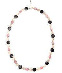 Cc Shell Longline Necklace