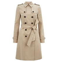 Hobbs Saskia Trench Brown