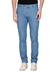 Eredi Ridelli Denim Pants Blue