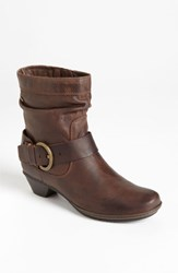 Pikolinos Women's 'Brujas' Ankle Boot Chocolate Brown