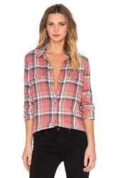 Paige Trudy Button Up Pink