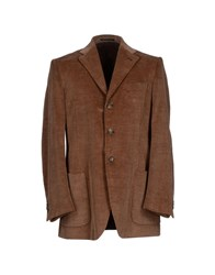 Peter Reed Suits And Jackets Blazers Men Brown