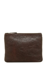 Cole Haan Medium Leather Pouch Brown