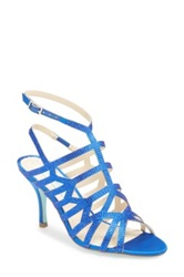 Betsey Johnson Fancy Sandal Blue