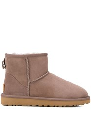 Ugg Australia Ankle Boots Brown