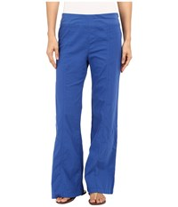 Xcvi Hyancinth Pants Honorable Blue Women's Casual Pants