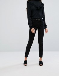 B.Young Skinny Stretch Jeans Black