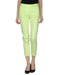Marc Cain Casual Pants Acid Green