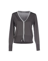 Alpha Studio Knitwear Cardigans Women Lead