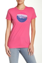 The North Face Short Sleeve Sunscape Tee Pink