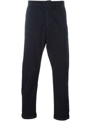 Paul Smith Jeans Slim Track Pants Blue