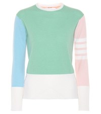 Thom Browne Cashmere Sweater Multicoloured