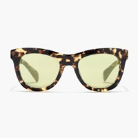 J.Crew Betty Sunglasses Tortoise Mirror