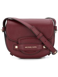 Michael Michael Kors 32F8g0cc1l610 610 Oxblood Red
