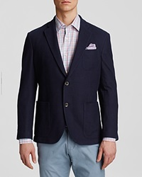 The Men's Store At Bloomingdale's Cotton Crepe Jersey Sport Coat Regular Fit