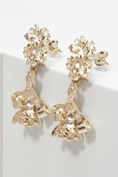Valentino Flower Earings