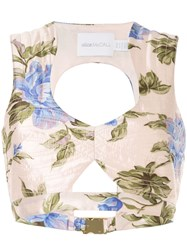 Alice Mccall Wild Flowers Top Pink