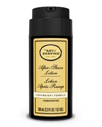 The Art Of Shaving Lotion Unscented 100 Ml