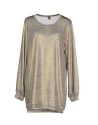 Jijil Sweaters Gold