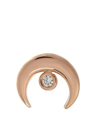 Jacquie Aiche Diamond And Rose Gold Earring