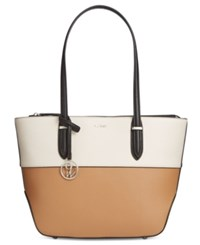 Nine West Reana Tote Milk Camel
