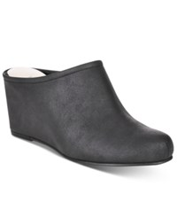 Taryn Rose Tr Belia Mules Only At Macy's Women's Shoes Black Washed