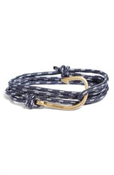 Miansai Men's Hook Rope Wrap Bracelet