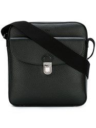 Tod's Classic Messenger Bag Black