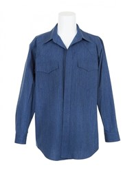 Julien David Shirt Blue