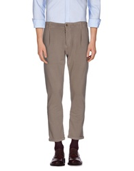 Tanomu Ask Me Casual Pants Khaki