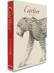 Assouline Cartier Panthere Book Multicolour