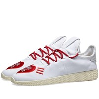 Adidas Consortium X Pharrell Williams X Human Made Tennis Hu White