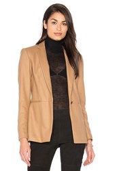Rag And Bone Emmet Blazer Tan