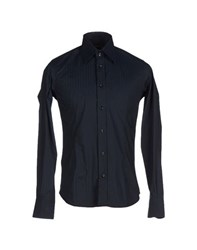 Havana And Co. Shirts Shirts Men Dark Blue