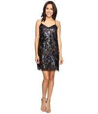 Rsvp Greenland Floral Dress Black Women's Dress