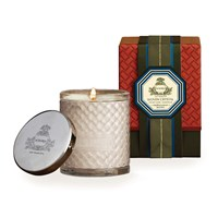 Agraria Woven Crystal Candle Mediterranean Jasmine