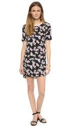 Wayf T Shirt Dress Pineapple Print