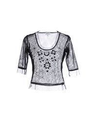 Marella Topwear T Shirts Women Black