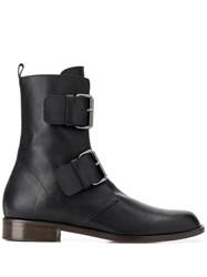 Michel Vivien Emerance 30Mm Buckled Ankle Boots 60