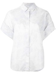 Iro Sleeveless Shirt Women Cotton 34 White